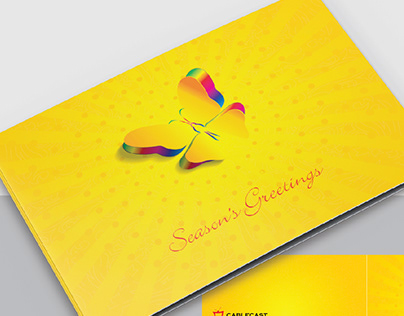 CableCast New Year Card, Greeting Card, Eid Card, 23rd
