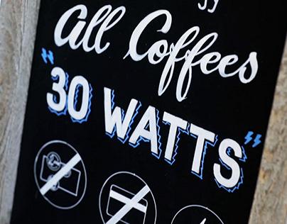 Pay with Energy Café