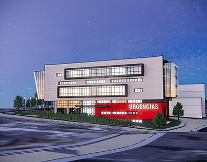 Propuesta Volumetríca Hospital