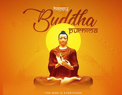 Buddha Purnima Poster