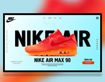 Nike Shop concept
