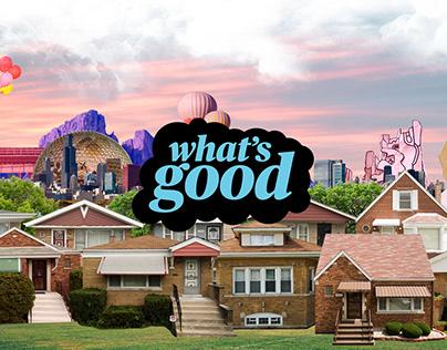 What's Good / PBS Series