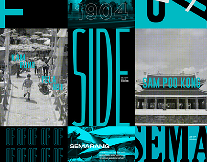 "Poster "" The Good Side Of Semarang """