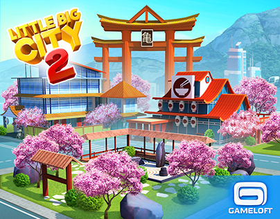 Little Big City 2 - update 5/6