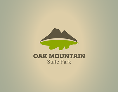 Branding for Oak Mountain State Park