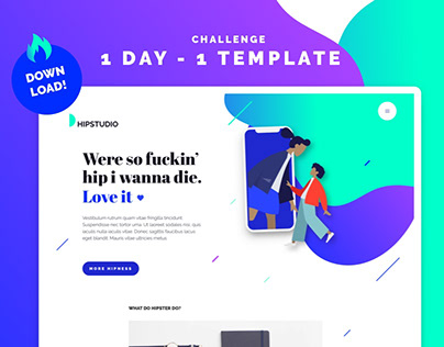1 Day - 1 Template -Challenge
