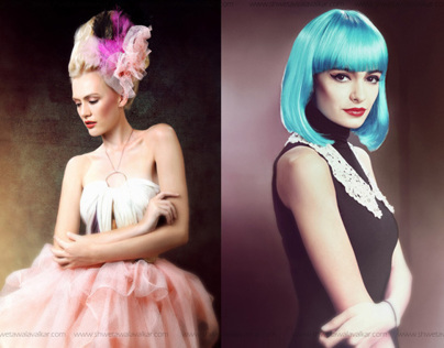 Hair Magazine , Dec 2012