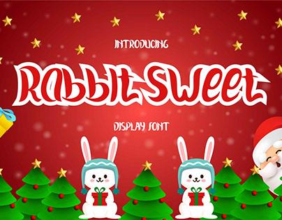 Rabbit Sweet