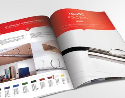 Biurfol catalog.