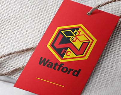 Logo Design for Watford Football Club - Sport Logo