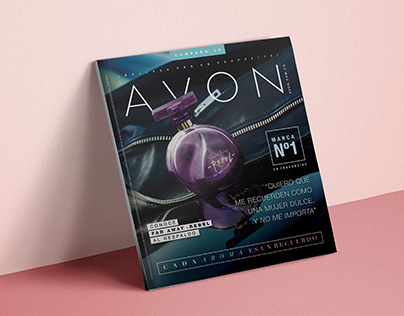 AVON: Catalogue Redesign.