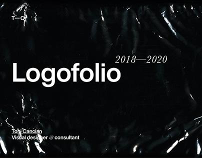 Logofolio / Logo collection 2018-2020