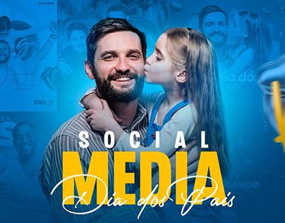 SOCIAL MEDIA - Dia dos Pais