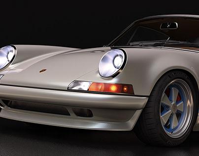Porsche Singer Reimagined