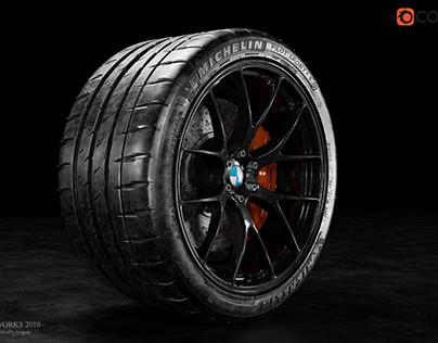 Wheel bmw 2