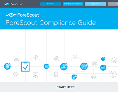 ForeScout Compliance Guide eBook