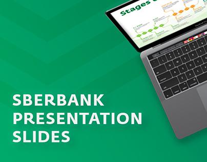 SBERBANK PRESENTATION SLIDES