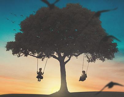 love swing - Manipulation design