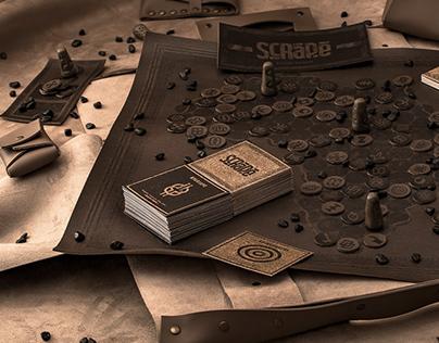 Scrape Games - Board Games