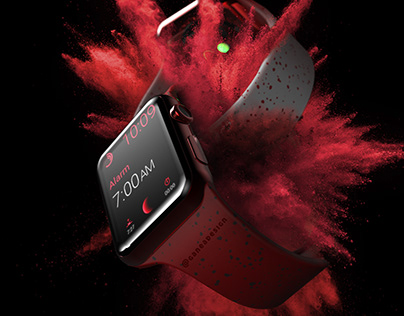 Apple Watch Series 3 (RED)