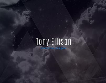 Tony Ellison Portfolio - 2014