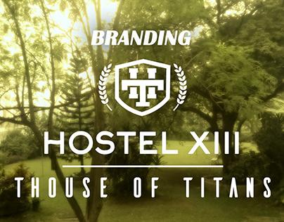 Branding Hostel 13 IIT Bombay