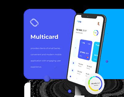 Multicard Light (Mobile Banking Platform)