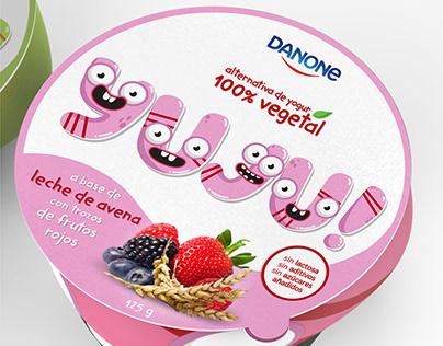 Yuju! Monster Faces | Yogurt for kids