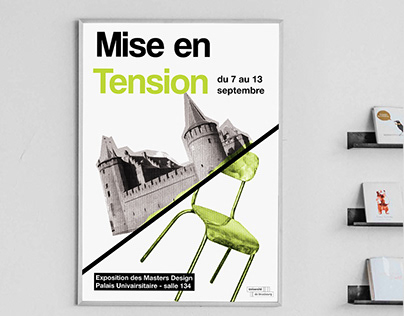 Set of Posters - Design Exhibition