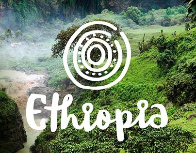 Ethiopia Go Ancestral - Branding