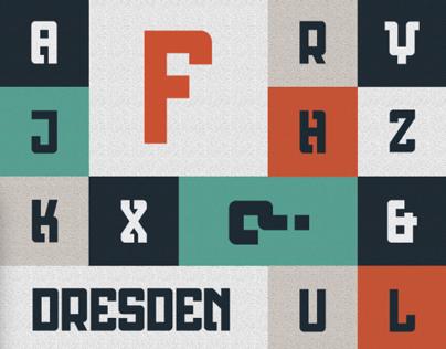 Dresden - Typeface