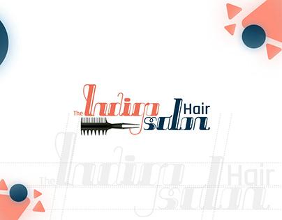 Indigo Salon- Brand Identity Design