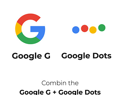 Google and Amazon re brand concept