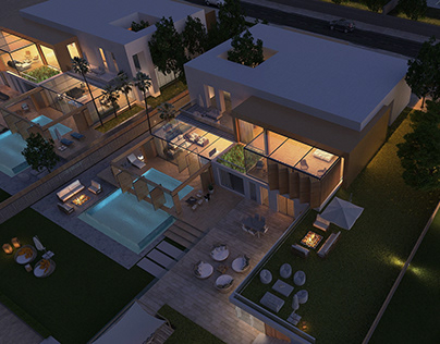 North Coast Villa   Design & Visualization.