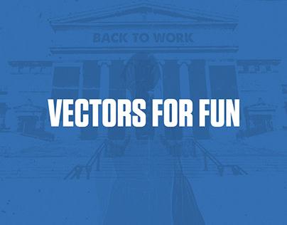 Vectors for fun