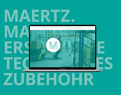 Maertz Branding