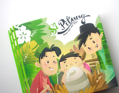 Illustration | Si Pitung