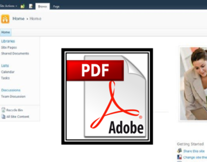 PDF in SharePoint