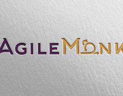 Identidad Visual (Logotipo y animación Agile Monk)