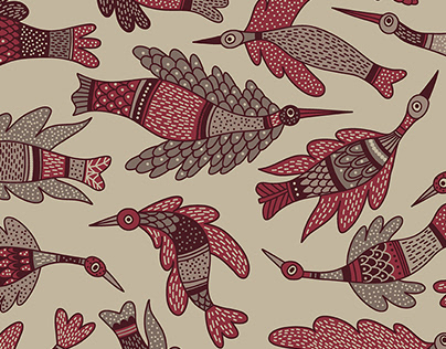 Gond Art Apparel Collection