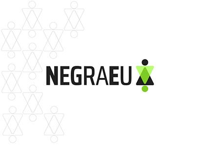 Identidade Visual / NEGRAEU