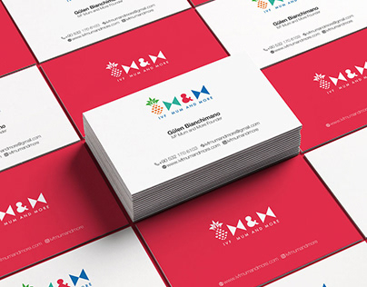 IVF Mum and More / Logo and Corporate Identity Design