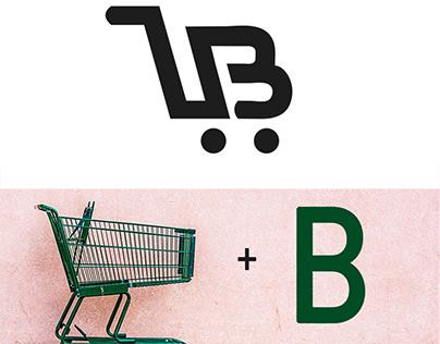 Logo design for betashop.in