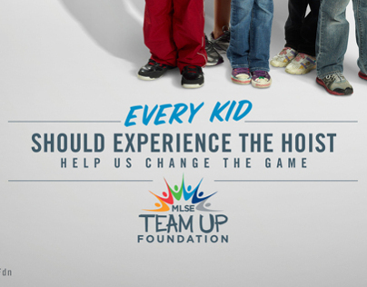 2012 MLSE Team Up Foundation Campaign