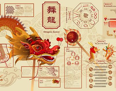 舞龙Dragon dance