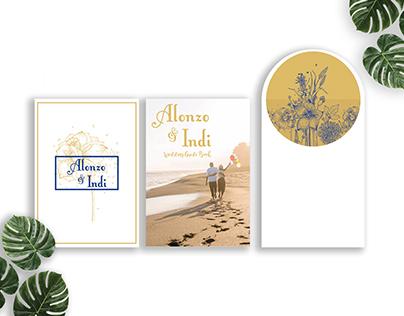 Alonzo & Indi Wedding Kit