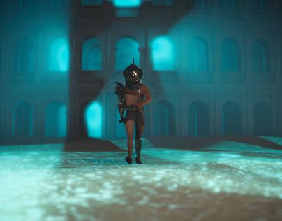 Coliseum Pro Network, 3D Animation