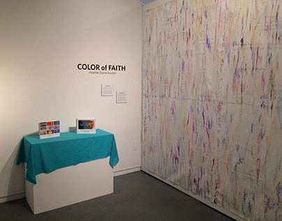 Color of Faith at Push: Connecting Communities Show