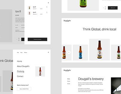 Dougalls website