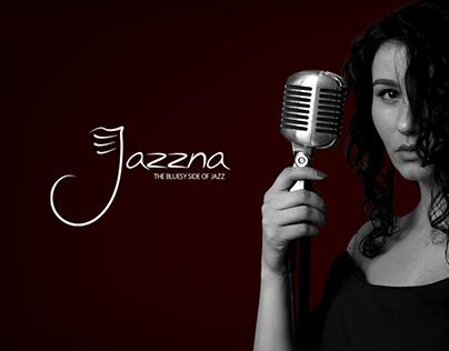 Jazzna Logo